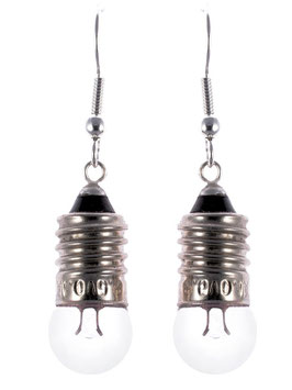 "Earrings ""Light Bulbs"""