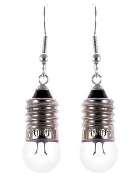 """Earrings """"Light Bulbs"""""""