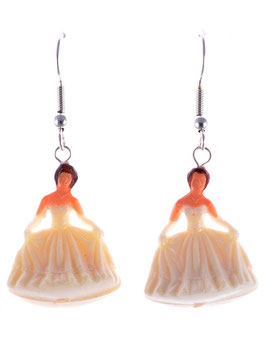 "Earrings ""Dancer"""