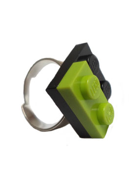 "Ring ""Lego"" 2-piece"