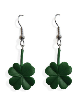 "Earrings ""Clover Leaf"""