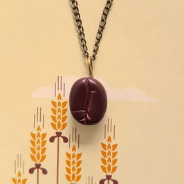 "Necklace ""Coffee"""