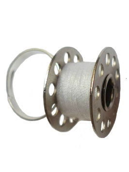 "Ring ""Thread Spool"""