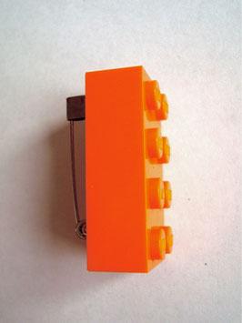 "Brooch ""Lego Brick"""