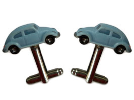 Car Cufflinks Beetle