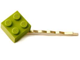 """Hair Clip """"Lego"""""""