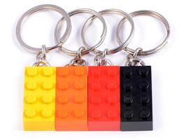 "Key Pendant ""Lego"""