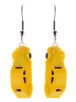 "Car Earrings ""2CV"""