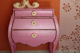 """Bouton de tiroir """"Rose"""""""