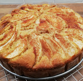 Apple Cake selection