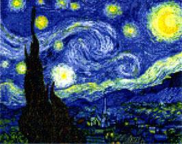 90096 La nuit étoilée