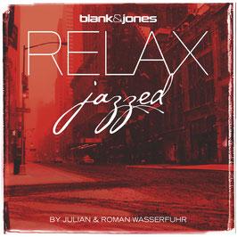 RELAX - Jazzed (Casebound Book Edition)