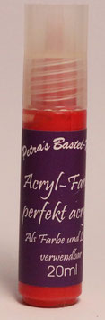 Perfect Acrylic 20ml Rot