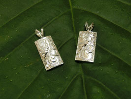Silver Pendant Hed