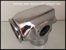 Volvo Penta replacement exhaust riser (21684826)