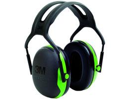 Gehör-Schützer 3M Peltor X1A grün