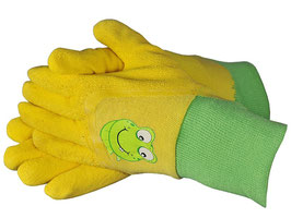 "Kinder-Handschuhe ""Froggy"""