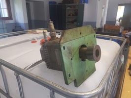 Siemens Permanent Magnet Motor