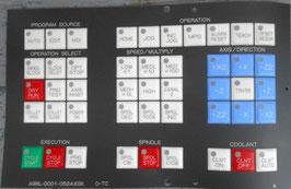Fanuc Membran-Tastaturfolie