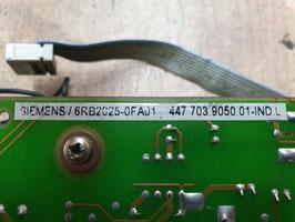 Simodrive Leistungsteil 6RB2025-0FA01
