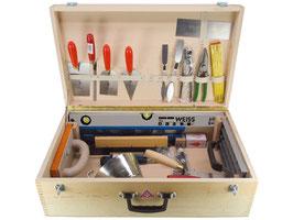 Werkzeugkoffer für Gipser