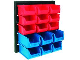 Lagersichtboxen-Set