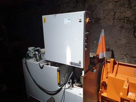 Zentrifuge Turbo-Separator / Separator / Kühlmittel - Reinigungsanlage