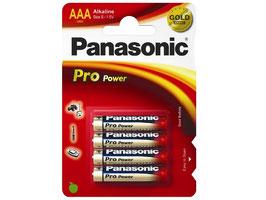 Alkaline-Batterien Pro Power