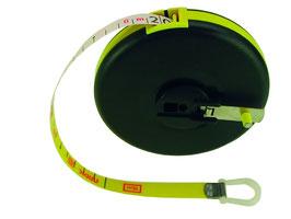 Bandmaß in bruchsicherer ABS-Kapsel