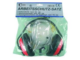 Schutzausrüstung 3-tlg