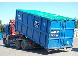 Containerabdecknetze