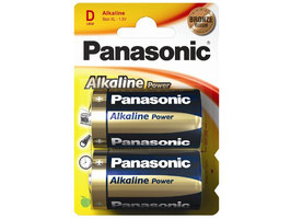 Alkaline-Batterien Power