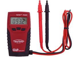 Digital-Multimeter Testboy Pocket