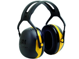 Gehör-Schützer 3M Peltor X2A gelb