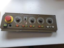 Maschinenbedientafel