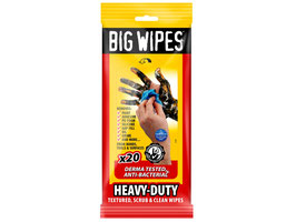 Big Wipes Doppelseitiges Reinigungstuch