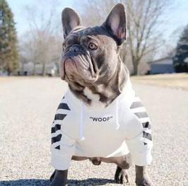 "Kuscheliger Pullover ""Woof"""