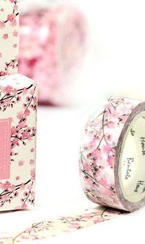 """Masking tape """"Fleurs de cerisier"""""""