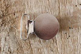 Boucle métal ronde