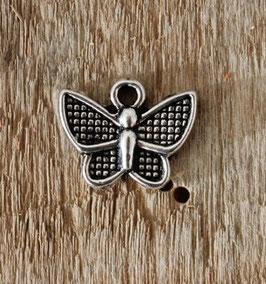 Mini Papillon Argent