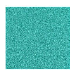 Cardstock bling bling Turquoise pailleté_Kési'art