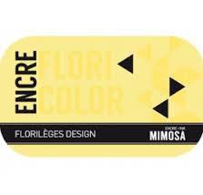 Encre floricolor Mimosa