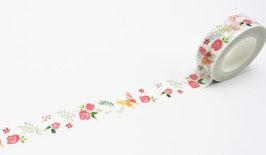 """Masking tape """"Frise Florale"""""""
