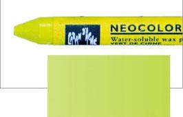 Néocolor2 Caran d'Ache aquarellable_Vert de Chine