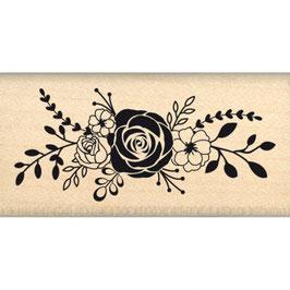 Tampons Bois Joli Bouquet (FD)