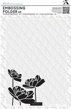 """Classeur d'embossage """"Blossom"""" A5 XL"""