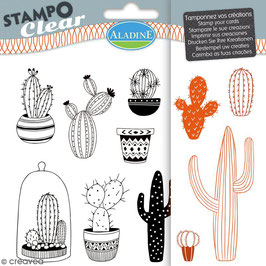Tampon Clears Aladine CACTUS
