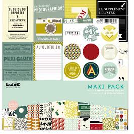 Maxi pack Edito