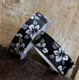 Masking tape Hibiscus