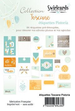Pochette 24 Dies Cuts Pistoia_Toscane